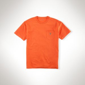 Polo Ralph Lauren Classic-Fit Pocket T-Shirt - Bittersweet