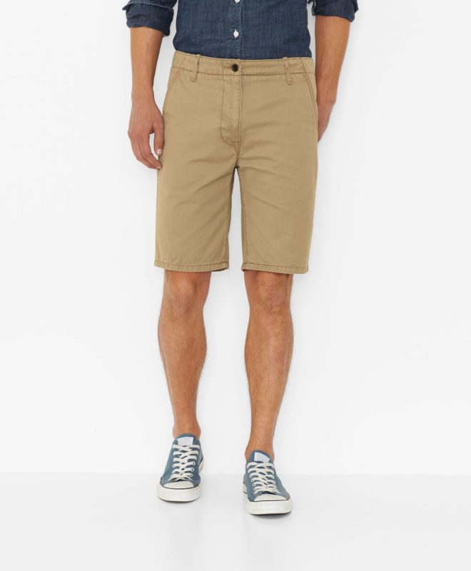 Levis Chino Shorts - Harvest Gold