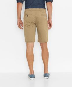 Levis Chino Shorts - Harvest Gold2