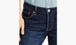 501® CT JEANS FOR WOMEN - Indigo Trail4