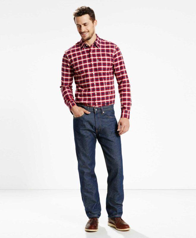 джинсы левис 505