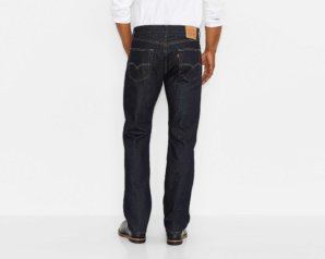 505™ REGULAR FIT JEANS - TUMBLED RIGID3