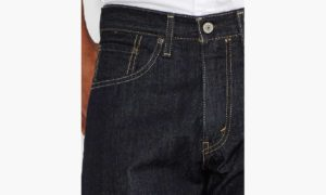 505™ REGULAR FIT JEANS - TUMBLED RIGID4