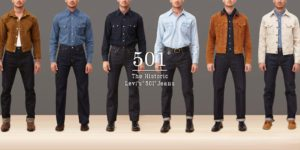 levis 501vintage clothing
