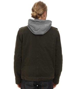 Levi's® Washed Cotton Four-Pocket Shortie3