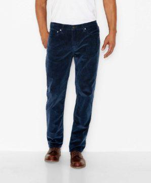 Вельветовые брюки Levis 514