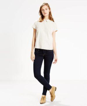 Супер скинни джинсы Levis 710