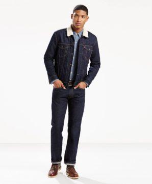 Классические джинсы Levis 505 - Rinse