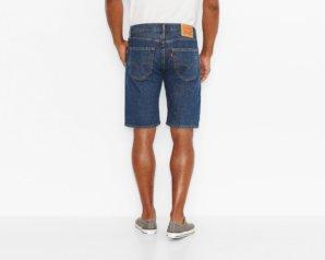 505 Regular Fit Shorts - Dark Stonewash3