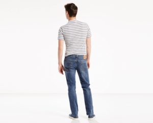 Levis 511 Slim Fit Jeans - Black Stone3
