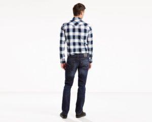 Levis 511 Slim Fit Jeans - Sequoia3