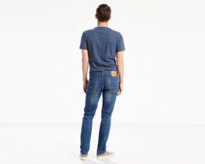 Levis 511 Slim Fit Jeans - Throttle3