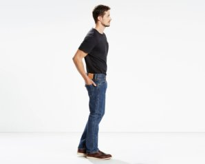LEVI'S 501 Original Fit Jeans - Dark Stonewash2