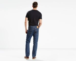 LEVI'S 501 Original Fit Jeans - Dark Stonewash3