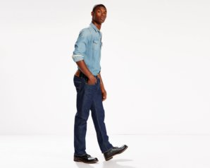 LEVI'S 501 Original Fit Lightweight Jeans - Rinse Light2