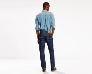 LEVI'S 501 Original Fit Lightweight Jeans - Rinse Light4