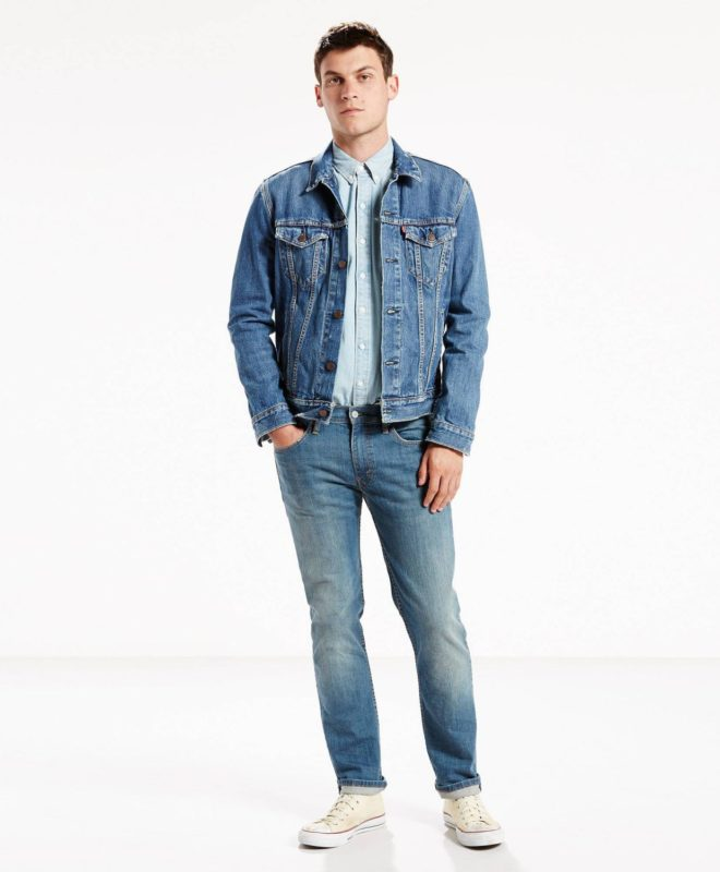 Узкие джинсы Levis 511 - Pumped Up