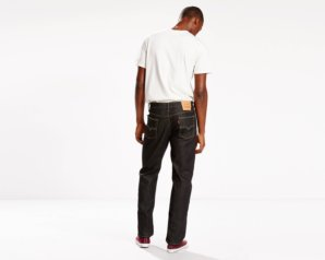 Levis 514 Straight Fit Jeans - Sargent Cypress3