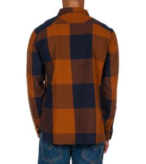 Levis AKIR TWILL WOVEN SHIRT - Orange2
