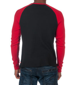 Levis Orlovsky Graphic Thermal - Red2