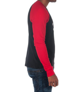 Levis Orlovsky Graphic Thermal - Red3