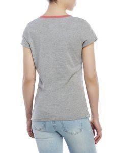 Levis Short Sleeve Logo Tee - Grey2