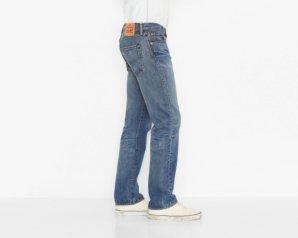 LEVI'S 501 Original Fit Jeans - Burrough2