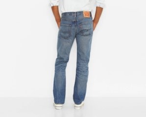 LEVI'S 501 Original Fit Jeans - Burrough3