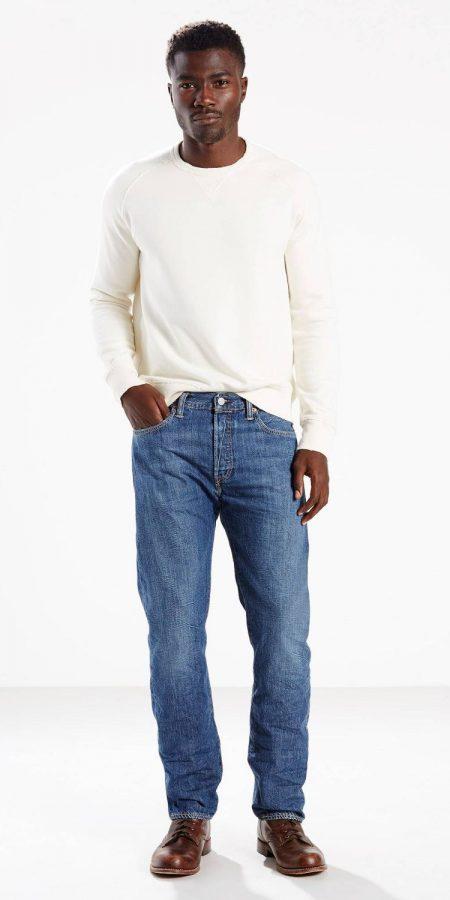 Новинка! Легкие джинсы Levis 501 - Davis