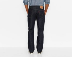 Levis 514 Straight Fit Jeans - Tumbled Rigid3