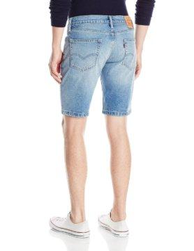 Levis Mens 511 Slim Fit Hemmed Short - Hazen2