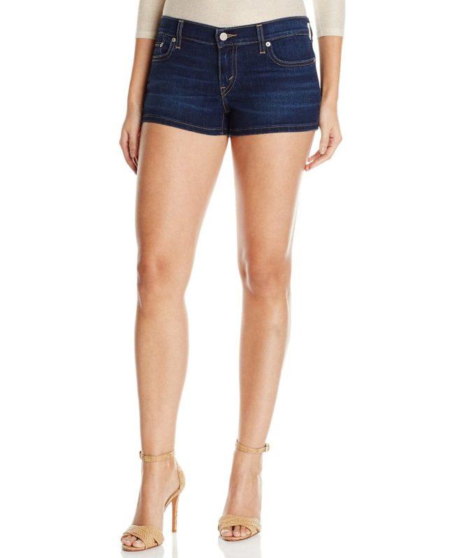 Короткие женские шорты Levis - Sunshine Strand