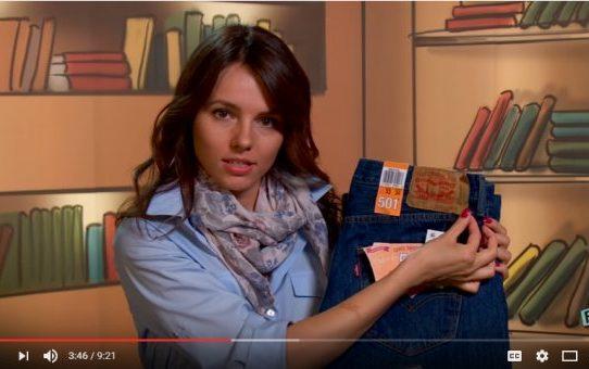 Сравнительный обзор оригинальных и поддельных джинсов Levis 501 от Iriska Fashion Lab