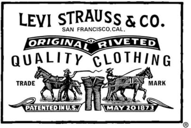логотип Levis
