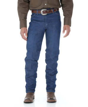 Джинсы Wrangler Original Fit - Rigid