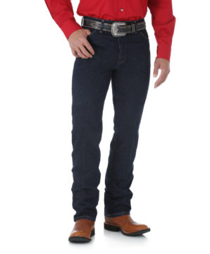Джинсы Wrangler Silver Edition Original Fit - Dark Denim