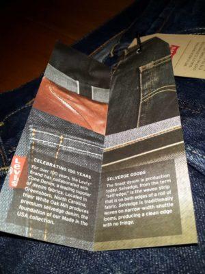 книжечка с информацией о товаре