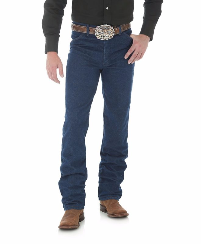 Джинсы Wrangler Slim Fit - Pre Wash Denim