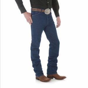 Wrangler Cowboy Cut Slim Fit Jean Prewashed4