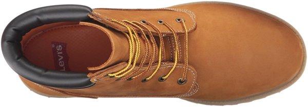 Levis Men's Harrison R Engineer Boot - Wheat3