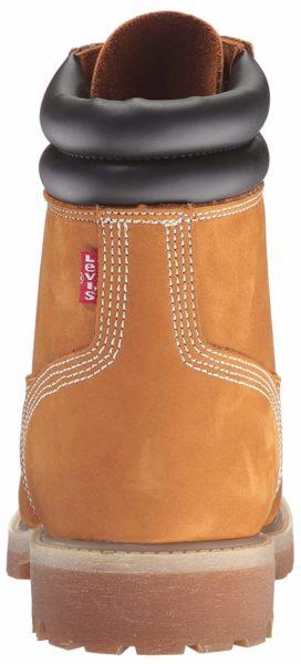 Levis Men's Harrison R Engineer Boot - Wheat4
