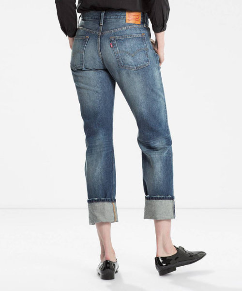 501 JEANS FOR WOMEN - Ride West7