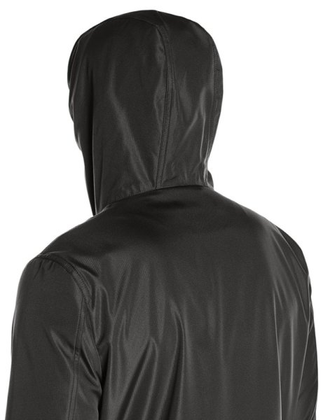 Levis Mens Rip Stop Performance Hooded Jacket - Black3
