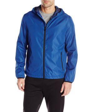 Куртка-ветровка Levi Strauss с капюшоном