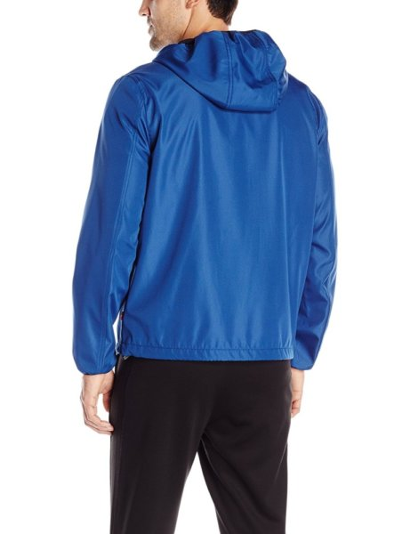 Levis Mens Rip Stop Performance Hooded Jacket - Blue2