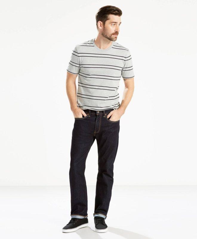 Новинка! Легкие джинсы Levis 505 - Cool Rinse