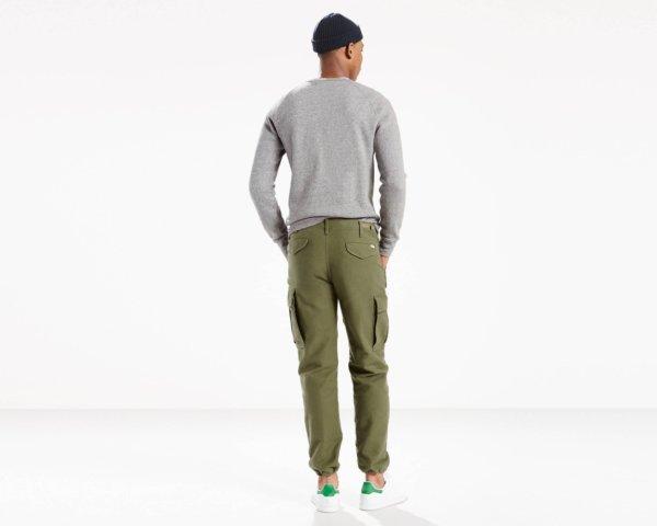 Levis True Cargo Pants - Olive3