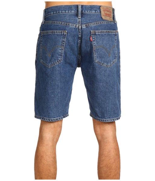 505 Regular Fit Shorts - Medium Stonewash5