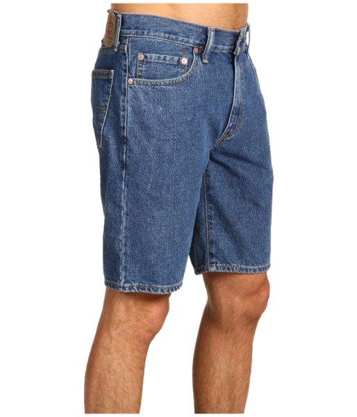 505 Regular Fit Shorts - Medium Stonewash6