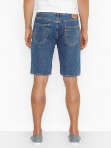 505 Regular Fit Shorts - Medium Stonewash8
